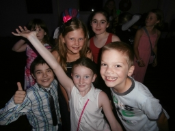 Fun at the Disco!