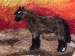More felting wonders!
