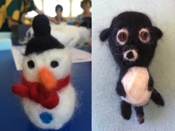 Felting Fun!